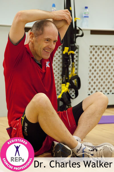Dr. Charles Walker - Registered Exercise Professional